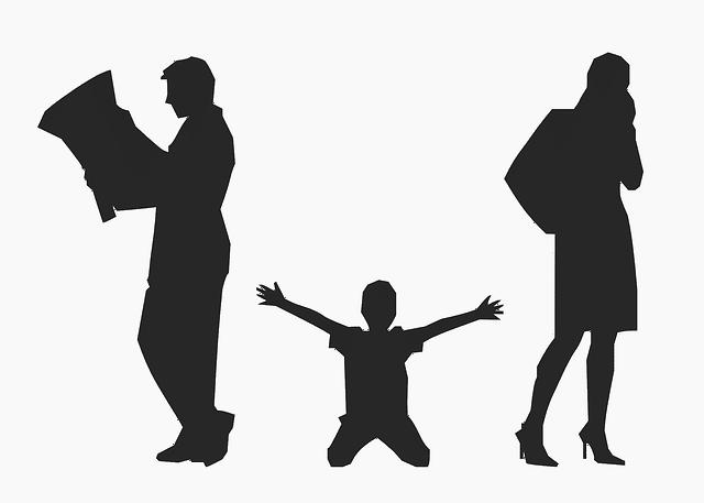 Help kids with divorce