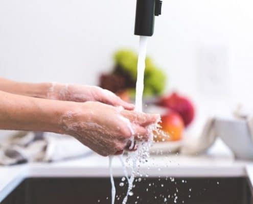 obsessive handwashing